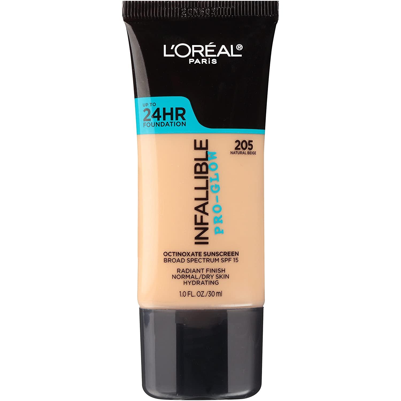 Free: —LOréal Paris Infallible Pro-Glow Concealer